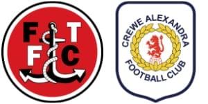 Fleetwood vs Crewe Prediction