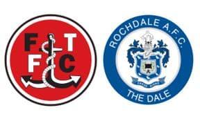 Fleetwood vs Rochdale prediction
