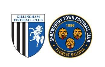 Gillingham vs Shrewsbury prediction