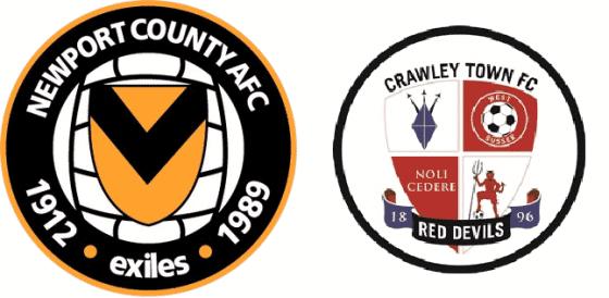 Newport vs Crawley Prediction