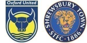 Oxford vs Shrewsbury Prediction
