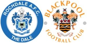 Rochdale vs Blackpool Prediction