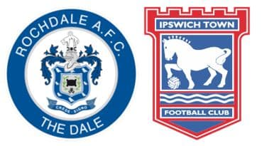 Rochdale vs Ipswich prediction