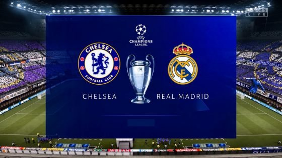 Speltips Chelsea vs Real Madrid