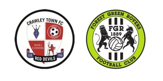 Crawley vs Forest Green Prediction