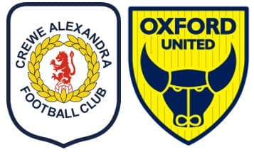crewe vs oxford utd prediction