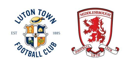 Luton vs Middlesbrough Prediction