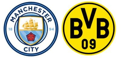 man city vs dortmund prediction
