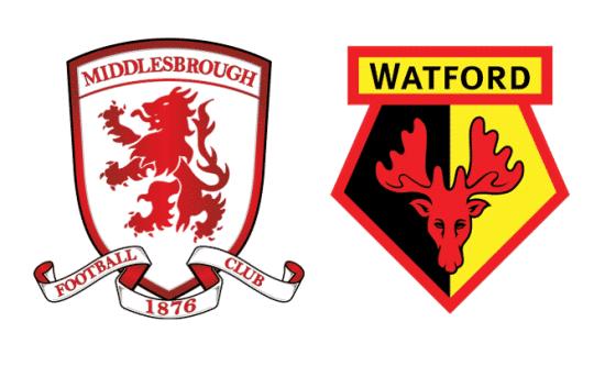 Middlesbrough vs Watford Prediction