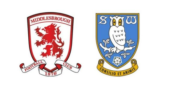 Middlesbrough vs Sheff Wed Prediction