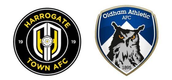 Harrogate vs Oldham Prediction