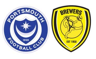 portsmouth vs burton prediction