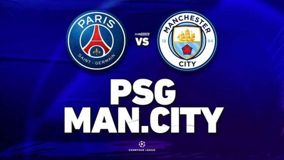 Manchester City vs PSG pronóstico