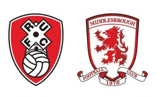 Rotherham vs Middlesbrough Prediction