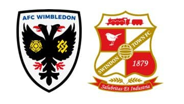 wimbledon vs swindon prediction