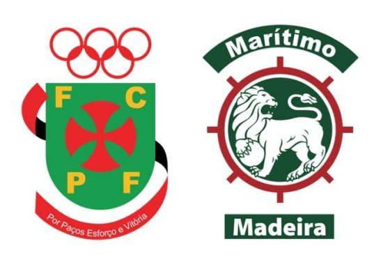 Pacos Ferreira vs Maritimo