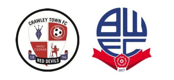 Crawley vs Bolton Prediction