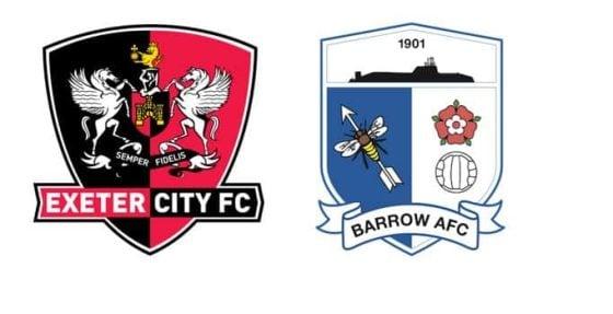 Exeter vs Barrow Prediction