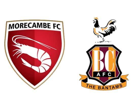 Morecambe vs Bradford City Prediction