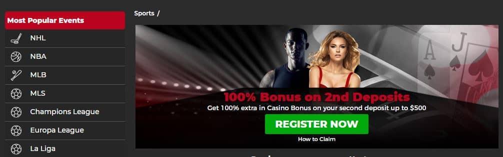 PowerPlay Coupon Code: Casino Bonus