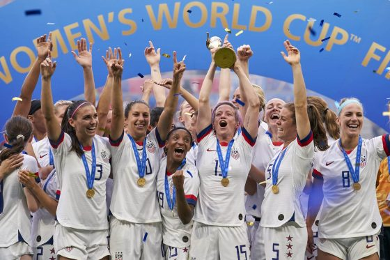 Best US women's national soccer teams
