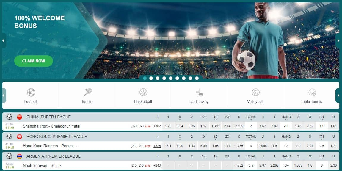 22Bet Review: Sports Odds