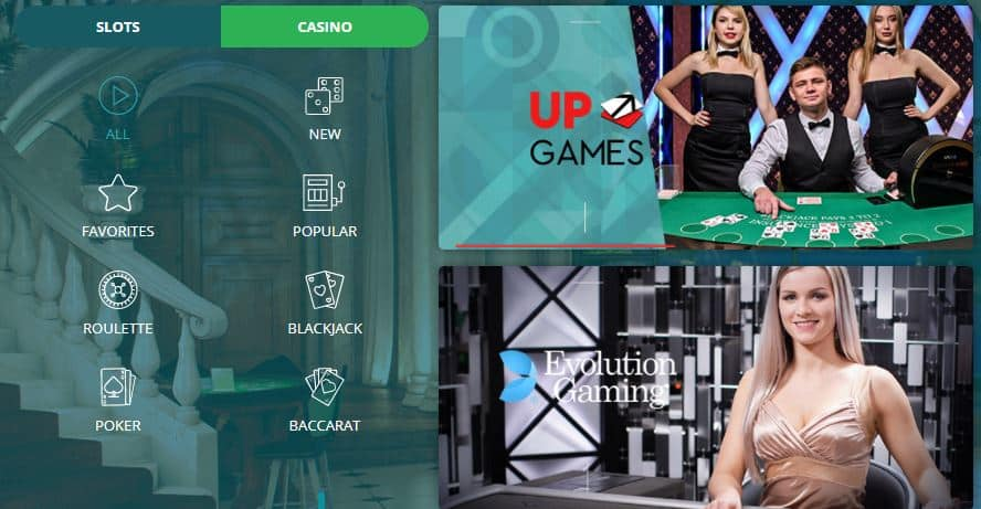 22Bet Promo Code for the casino lovers