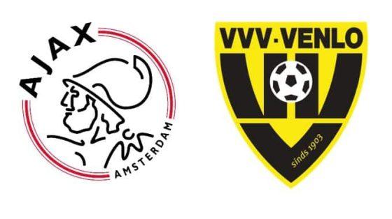 Ajax vs VVV Prediction