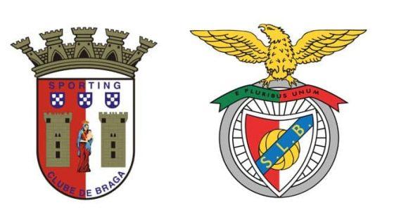 Braga vs Benfica Prediction