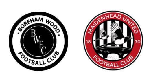 Boreham Wood vs Maidenhead Prediction