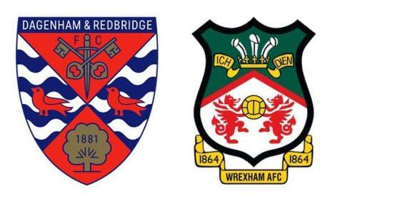 Dagenham & Redbridge vs Wrexham Prediction