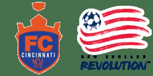 Cincinnati vs New England Revolution prediction