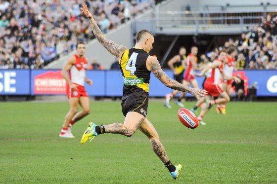 Top 10 AFL Players Right Now - Dustin Martin