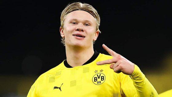 Dortmund star Erling Haaland would consider Chelsea move