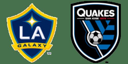 LA Galaxy vs San Jose Earthquakes prediction