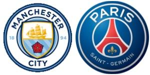 Man City vs PSG Prediction