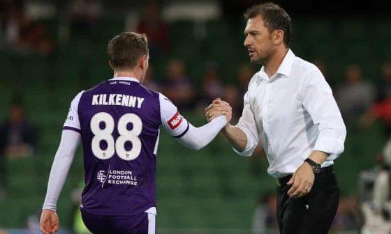 top A-League players - Neil Kilkenny