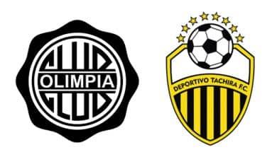 Olimpia vs Deportivo Tachira prediction