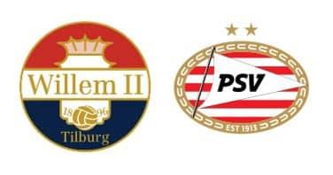 Willem II vs PSV prediction