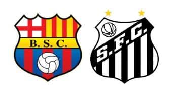 barcelona vs santos prediction