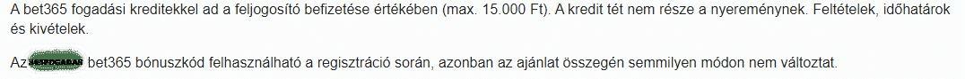 Bet365 bónuszkód 2021: Mi a bónusz a magyar játékosoknak?