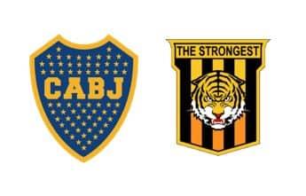 boca juniors vs the strongest prediction