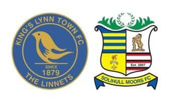 king's lynn vs solihull moors prediction