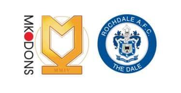 mk dons vs rochdale prediction