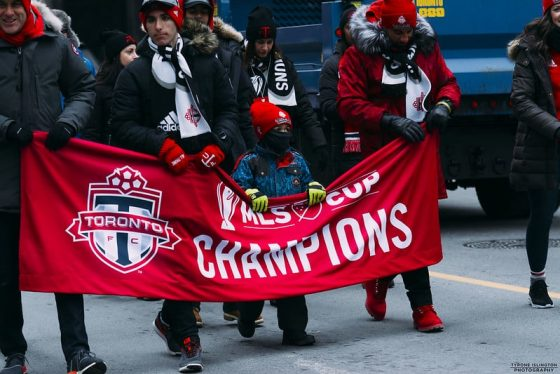Toronto FC 2017 MLS champions