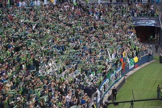 Seattle Sounders MLS team