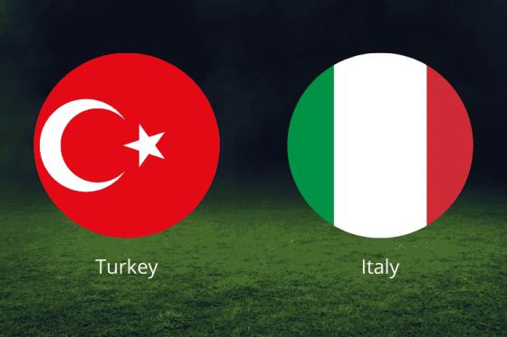 Pronósticos Turquía vs Italia