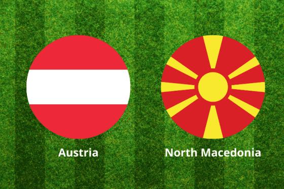 Pronostico Austria - Macedonia del Nord