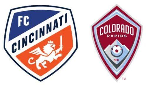 Cincinnati vs Colorado Rapids Prediction