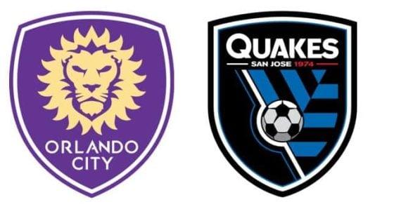 Orlando City vs San Jose Earthquakes Prediction